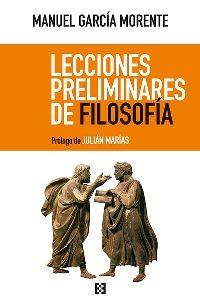 Lecciones preliminares de filosofía