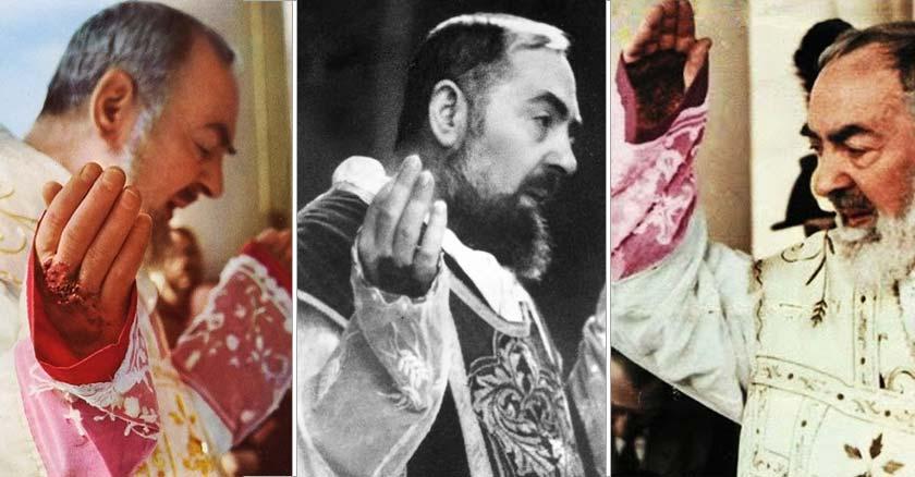 ▷ Los estigmas del Padre Pío vistos por su propio médico | BalmesLibreria.com