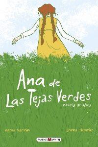 Ana de las tejas verdes (novela gráfica)